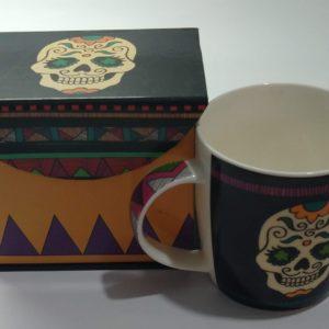 Caneca Caveira Mexicana