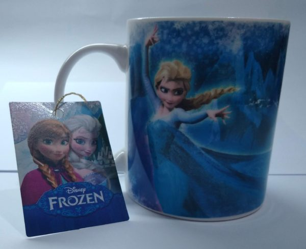 Caneca de porcelana Frozen